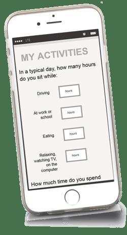 HRA-phone-activities