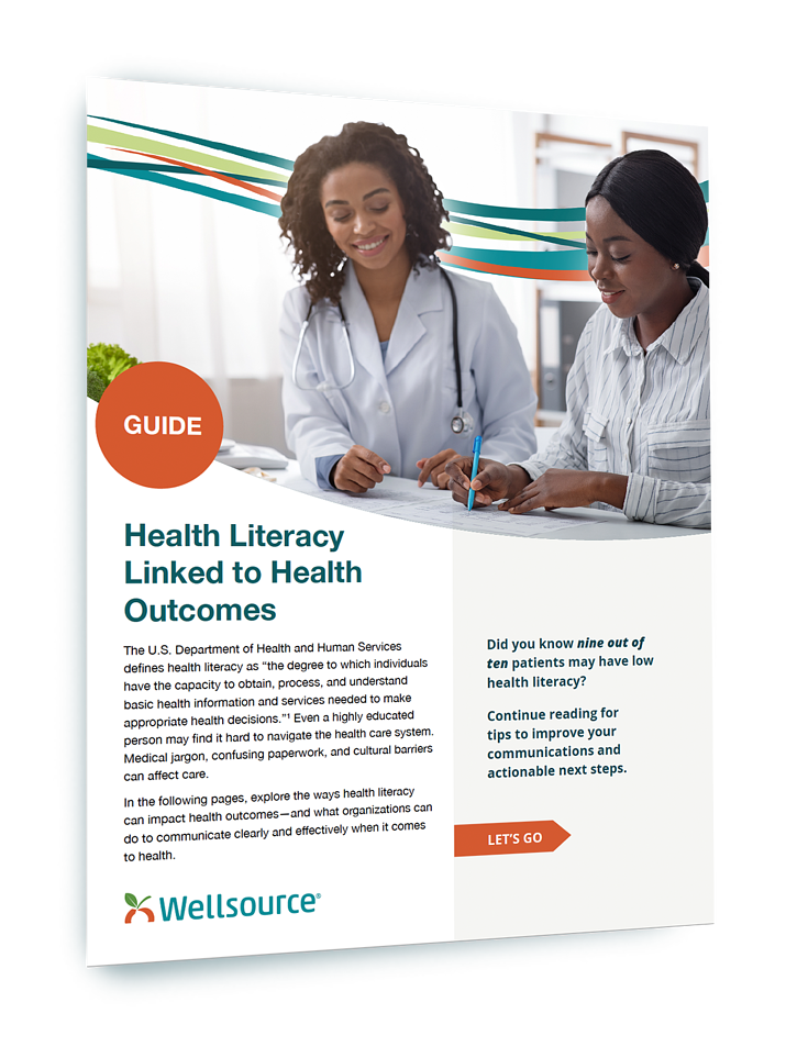 Health Literacy Linked to Health Outcomes